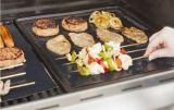 Non-Stick BBQ van de Glasvezel Mat van de Grill