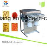 Goma eléctrica de la pimienta de la máquina de la desfibradora del ajo y del jengibre que hace la máquina