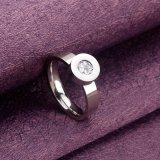 Ring van de Vinger van de Vrouwen van de Manier van de Partij van het metaal de Materiële Promotie