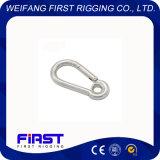 Mousqueton/avec DIN5299 pour serveurs de l'oeil/Formulaire A/électrique/de galvanisation en acier inoxydable AISI 304-316