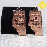 prix d'usine Médaille Cartoon métalliques personnalisées