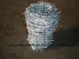 エレクトロによって電流を通される有刺鉄線の/Barbedの鉄ワイヤー