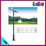 Energiesparendes SolarParden Licht der Sonnenenergie-12V10W-50W