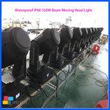 IP66 al aire libre el equipo de etapa de 350W/440W moviendo la cabeza de la luz de DJ