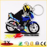 Motorrad-Form Belüftung-Schlüsselkette für Förderung-Geschenk