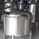 Bonne qualité en acier inoxydable Réservoir de mélange de sucre pour le traitement de boissons