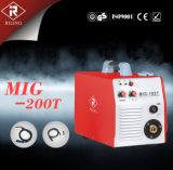 Inversor IGBT elevado ciclo de soldar Mig (MIG-160T/180T/200T)