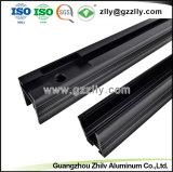 Het Profiel van het aluminium voor de Lichte Bijlage van de Was van de Muur met CNC het Machinaal bewerken