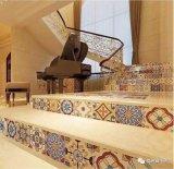 De uitstekende Tegel van het Mozaïek van de Honingraat van 20*23mm Hexagonale Ceramische voor Decoratie
