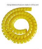 De PVC flexibles resistentes al desgaste de la manguera hidráulica el manguito protector