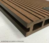 Tablier de bois composite en plastique ignifuge