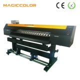 Imprimante dissolvante maximum de vinyle d'Eco de grand format de la largeur 2.2m avec Epson Dx5