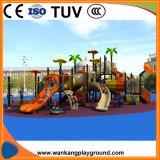Kind-im FreienVergnügungspark-Spielplatz-Dienstleistung im Designbereich frei (WK-A1109B)