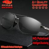 2458 gafas de sol polarizadas fotocrónicas fotosensibles