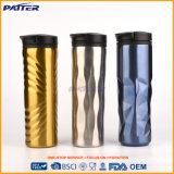 Botella de agua modificada para requisitos particulares del acero inoxidable del diseño