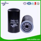 Las piezas del motor de giro en el filtro de filtro de camión Rey Therno