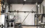 Machine auxiliaire de mélangeur de la ligne en plastique en bois d'extrudeuse de feuille de WPC