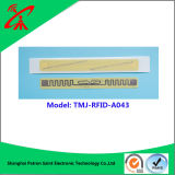 Etiqueta engomada 860-960MHz de la frecuencia ultraelevada RFID de la etiqueta engomada de RFID