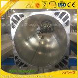 Custom grand 250 *300mm Aluminium extrudé fabricant industriel