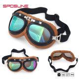 beschermende brillen van de Motorfiets van de Beschermende brillen van de Glazen van Motorcross van de manier de Flexibele In het groot