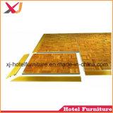 Отель мебель танцевальном зале деревянный щит для ресторан отеля Банкетный зал и бар/свадеб