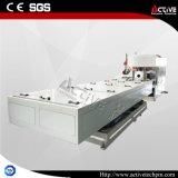 Plastikrohr Socketing Maschine mit PLC-Steuerung