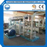 Máquina flotante de calidad superior de la protuberancia de la alimentación de la maquinaria/de los pescados de la alimentación de los pescados