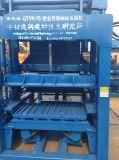 Blocchetto del cemento Qty4-15 che fa macchina per la Camera e la strada della costruzione