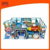 De Speelplaats van het Labyrint van het Spel van de Kinderen van Themed van het ruimteschip
