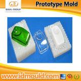 Prototipificação rápida do Rapid do protótipo do molde do silicone da carcaça de vácuo