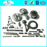Kundenspezifischer CNC, der CNC-maschinell bearbeitenmotor maschinell bearbeitet, zerteilt Selbstersatzteil-Hersteller