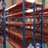 Meio de depósito provisório rack de metal ajustável