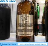 Wein-Marken-Flaschen-Metallkennsatz geprägtes Flaschen-Aufkleber-Abzeichen-Emblem