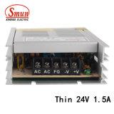 Bloc d'alimentation mince à sortie unique SMP de SMB-35-24 35W 24V 1.5A