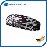 Faixa/Sweatband respiráveis do suor da faixa principal dos esportes camuflar