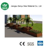 Umweltfreundlicher WPC Garten-Blumen-Kasten