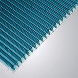 Hoog - Blad van het dichtheids het anti-Uv Holle Polycarbonaat Multiwall voor 16mm