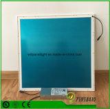 Lumière non vibrante de panneau de plafond de 600*600mm Ugr<19 DEL pour l'éclairage de bureau