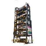 Sistema rotativo verticale di parcheggio dell'automobile di alta qualità di Pcx