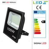 南アメリカのための最もよい解決85-260V IP65 10W 20W 30W 50W 100W SMD LEDの反射鏡