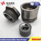 Matrijzen van het Draadtrekken van het Carbide van Gangxin van Yg6/Yg8 de ISO- Certificaat Gecementeerde