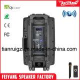 Feiyang /Temeisheng再充電可能な携帯用Bluetoothのトロリースピーカー6814-16