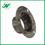 Autógena del acero inoxidable borde del tubo de 6 pulgadas