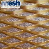 Алюминиевый лист металла расширенного сетка для украшения