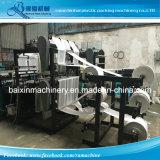 Kalter Schnitt-Shirt-Plastiktasche, die Maschine herstellt