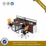 Panneau L poste de travail de bureau de Tableau d'ordinateur de mémoire de forme (HX-TN311)