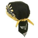Zoll gedruckte Freizeit-Polyester-Piraten-Hüte