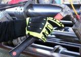 TPR 충격 방지 Anti-Vibration 기계적인 안전 일 장갑