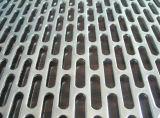 Низкий уровень оптовых цен на алюминий/стальные перфорированные/перфорация сетка пластину