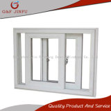 Guichet de glissement en aluminium blanc de profil de prix usine pour la construction commerciale